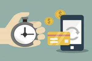 Quanto tempo impiega un bonifico online