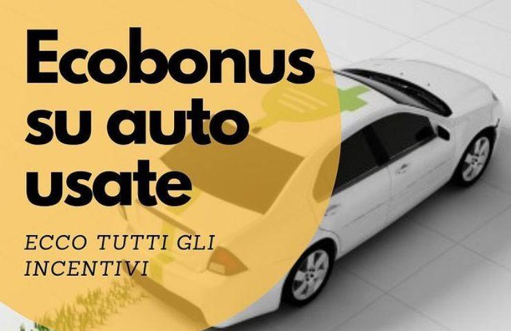 Bonus Auto usata