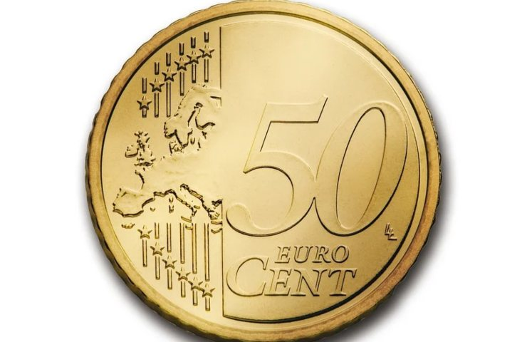 50 centesimi di euro