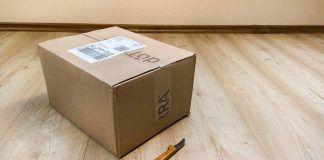 Attenti alla truffa del pacco