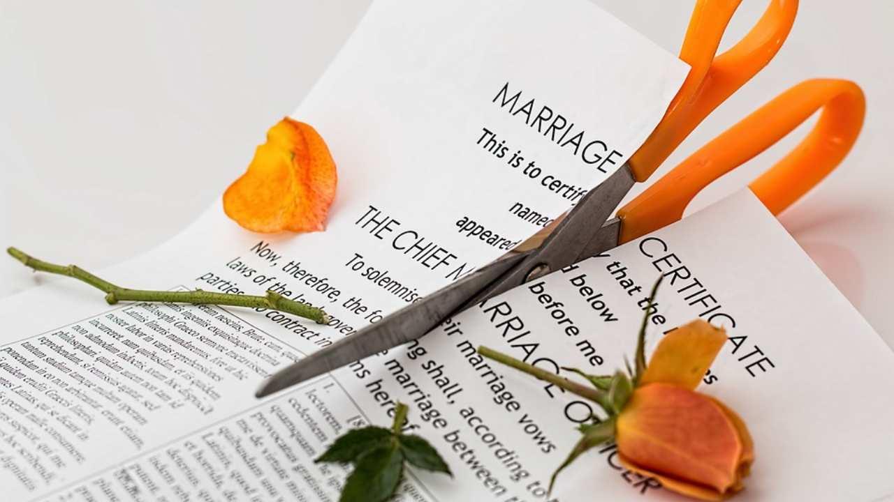 tradire il coniuge