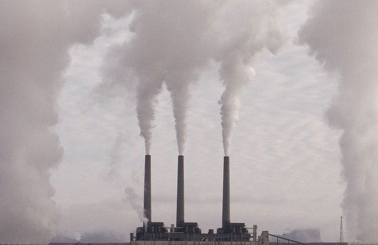 Emissioni anidrite carbonica