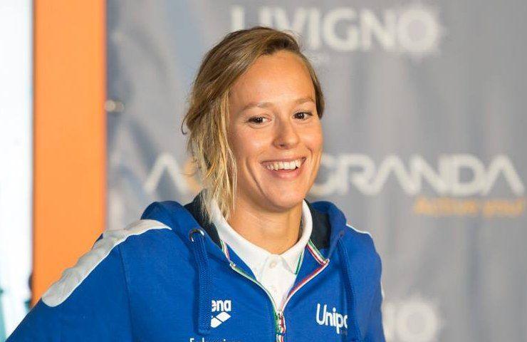 Federica Pellegrini nuoto