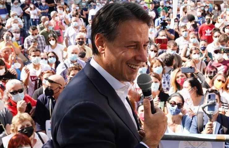 Giuseppe Conte ex Presidente