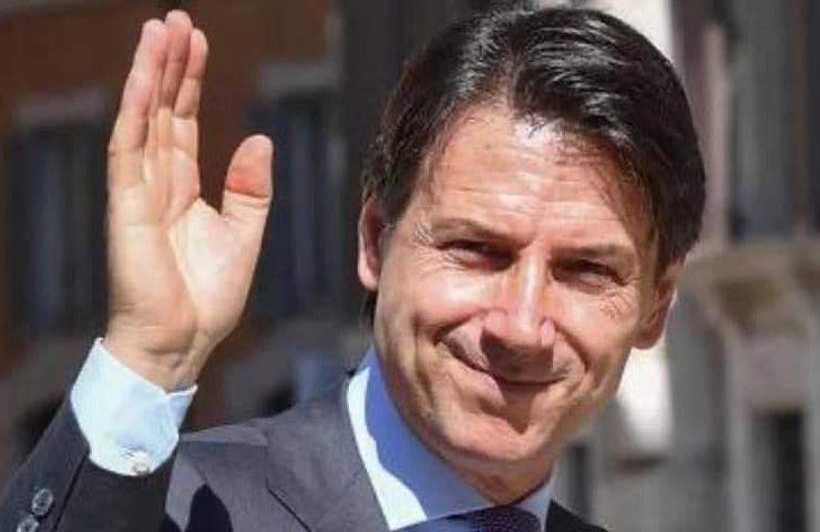 Giuseppe Conte Movimento 5 Stelle