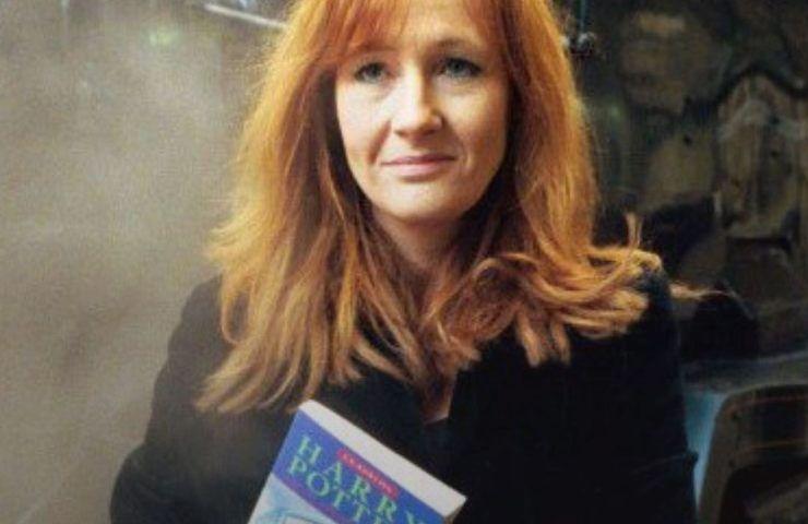 J.K. Rowling, Harry Potter