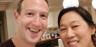 Mark Zuckerberg casa