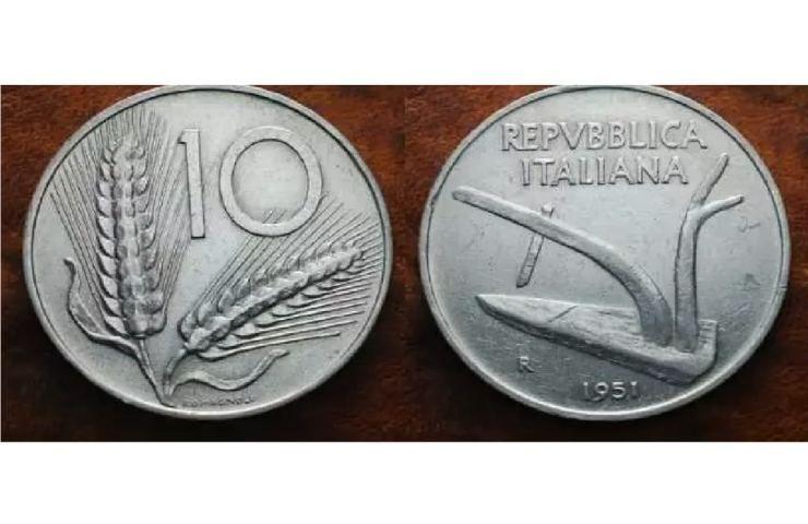 Monete da 10 Lire più rare quali sono