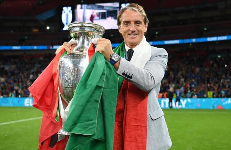 Roberto Mancini alla Nazionale