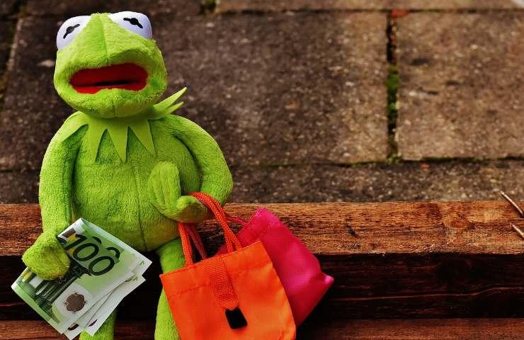 Spesa i diversi tipi di consumatore