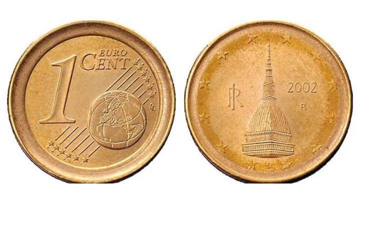 moneta da 1 centesimo