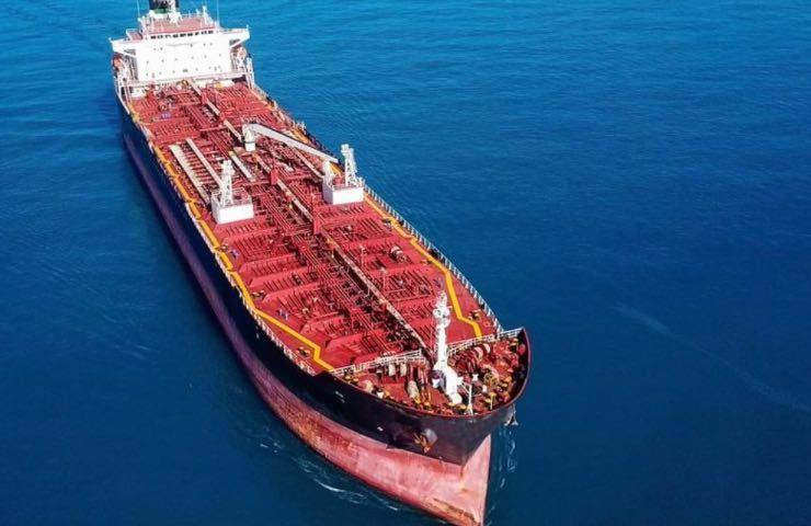 petroliera Safer