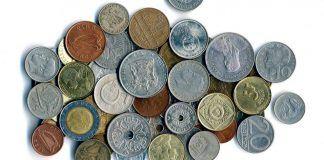 vecchie monete