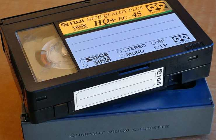 videocassetta - pixabay